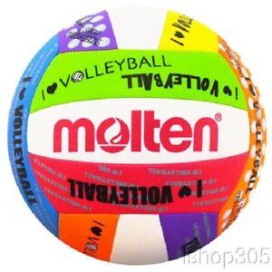 Molten-MS500-ULUV-Recreational-Volleyball-Official-Size-Outdoor-Beach-Indoor