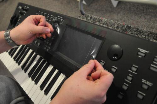 Für YAMAHA MODX 6//7//8 Keyboard Synthesizer Displayschutz Schutzfolie NEU matt