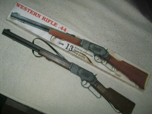 "208 Comité 13-Tir 73 cm cow-boy Schrödel 802 5003-FUSIL Western Rifle 44/"""