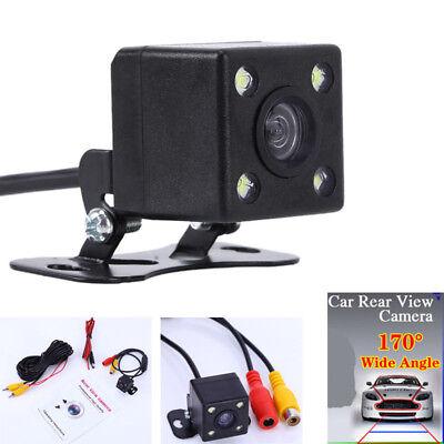 170° CMOS 8 LEDs Wasserdicht Nachtsicht HD Parken Einparkkamera Rückfahrkamera