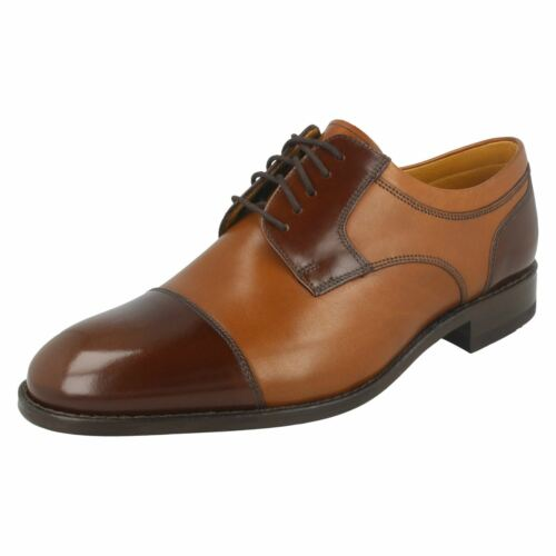 Wantage uomo Wantage Front Shoes Lace Scarpe Loake Loake Extra frontale marrone Wide Brown Wide Up With Lace con Mens da Up Extra 'oxford' 1twwxq5UO