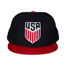 item 1 New USA US Soccer New Era 59Fifty Grand Logo Navy Red Fitted Size 7  Hat Cap -New USA US Soccer New Era 59Fifty Grand Logo Navy Red Fitted Size  7 Hat ... 8365828fd38