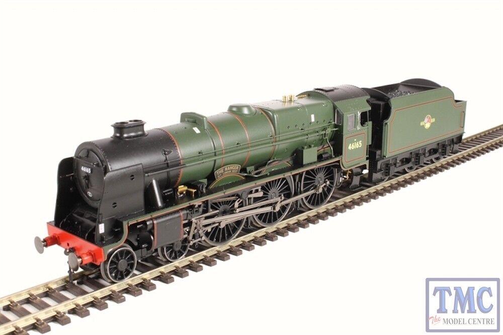 R3558 Hornby OO Gauge BR 4-6-0 'The Ranger' '46165' '46165' '46165' Royal Scot classe 5340d8