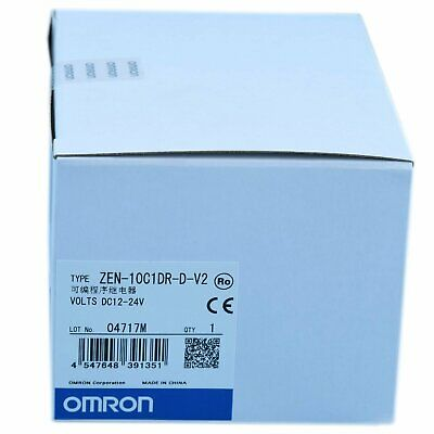 1 pcs New Omron ZEN-10C1AR-A-V2 PLC