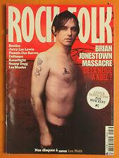 Rock & Folk N° 473 du 01/2007-Brian Jonestown-Beatles-Jerry Lee Lewis-Deftones-