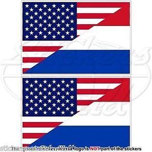 USA-United-States-America-NETHERLANDS-American-Dutch-Flag-Decal-Sticker-75mm-x2