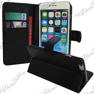 Etui-Coque-Housse-Portefeuille-Support-Video-NOIR-Apple-iPhone-6S-4-7-034-Pouce