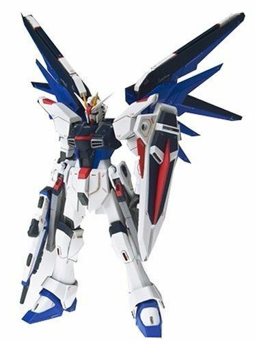 COSMIC REGION  7002 ZGMF-X10A FREEDOM GUNDAM Action Figure BANDAI from Japan