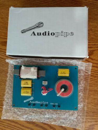 AUDIO PIPE Crx-23k 12db Per Octave 3khz Speaker 2-Way Crossover Network