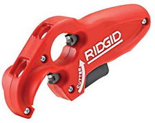 Compact Lightweight Plastic Tubing Cutter For 1 14 To 1 12 In Pvc Pp Pe Pipe