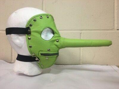 Slipknot Style Chris Fehn Déguisement Masque Costume nouveau Gimp Fétiche Halloween