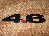 Ford Mustang F150 Ranger Thunderbird Lincoln 4.6l Fender Emblem Age Black