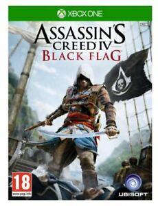 ASSASSIN-039-S-CREED-IV-BLACK-Flag-Xbox-One-OTTIME-consegna-super-veloce-gratuito