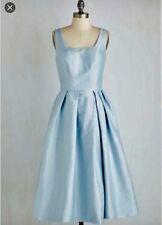 NWT 6 Chi Chi London Princess Prom Dress Cinderella Dapper Day Disney Blue