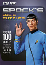 Spock's Logic Puzzles BRAND NEW BOOK by Tim Dedopulos (Hardback, 2015)
