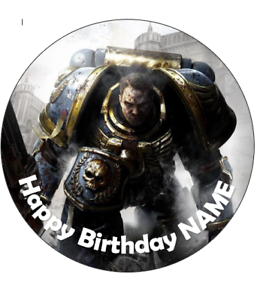 Warhammer-personalised-edible-Image-cake-topper-real-icing-sheet-19cm-202