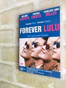 FOREVER-LULU-PATRICK-SWAYZE-REGION-4-PAL-DVD