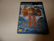 PlayStation 2  PS 2  Age of Empires 2 - Age of Kings (1)