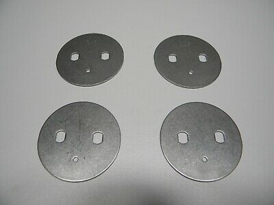 1.4980 x .090 Throttle Plate #116 Holley QFT AED CCS 1009-116 1-1//2