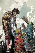 Wolverine: Weapon X - Tomorrow Dies Today Vol 3 (Hardback) < 9780785146506