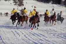 663060 St Moritz Polo A4 Photo Print