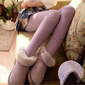 824750556e5b3 Image is loading Womens-Winter-Spring-Cashmere-Stocking-Warm-Wool-Tights-