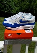 hot sale online 567b6 35753 item 3 New 2017 Mens Nike Air Max 1 Anniversary OG Game Royal Blue Running  908375-101 -New 2017 Mens Nike Air Max 1 Anniversary OG Game Royal Blue  Running ...