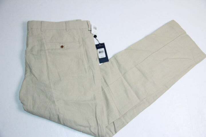 Polo Ralph Lauren  Khaki Lenin  Dress pants  46 B 46 X 34