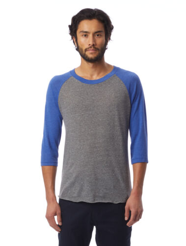 Alternative Apparel Baseball Eco-Jersey T-Shirt