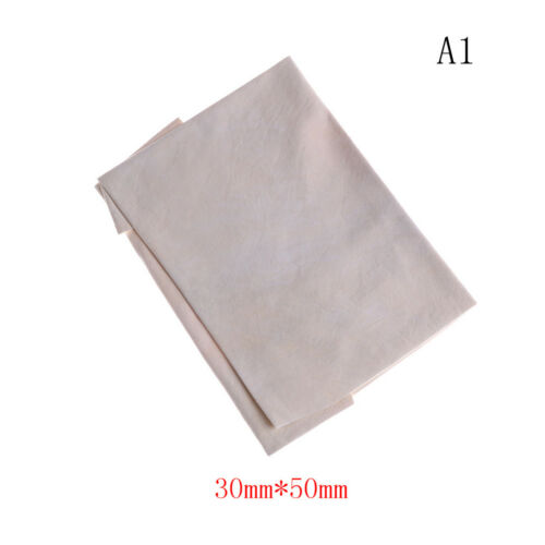 Natural Shammy Chamois Leather Car Cleaning Towels Drying Washing Cloth 60*BICA