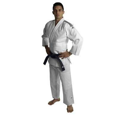 Adidas J500 Judo Training Gi Uniform White Senior Lightweight 150cm 190cm | eBay