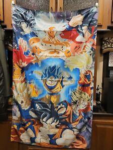 Super Saiyan God Goku 3'x5' Flag