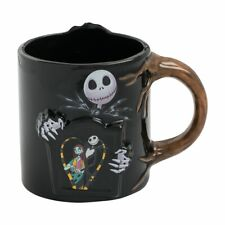 NIGHTMARE BEFORE CHRISTMAS - HEAT REACTIVE MUG - BRAND NEW 20 OUNCES - 84101