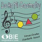 Do Re Mi Geometry by Obie Leff (CD, Aug-2005, Obie Leff)