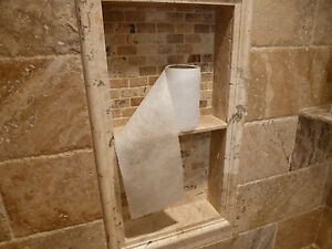 Superbe Image Is Loading Fiberglass Mesh Tape For Waterproofing Shower Bathroom  Tile