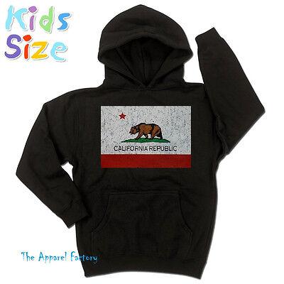 California West Coast Bear Unisex Crewneck Cali Life California Sweater