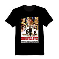 Once Upon A Time In The West - Custom Spaghetti Western T-shirt (005)