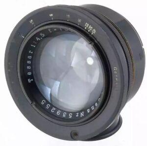 Tessar-15cm-f4-5-Carl-Zeiss-Jena-Lens
