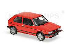 Maxichamps VW Golf GTI 1980 Red 1:43 940055170