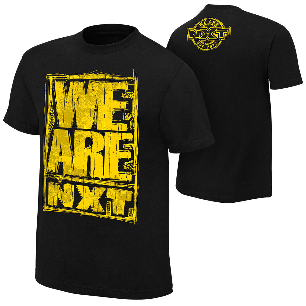 dbb9becfe71e39 WWE - NXT Are NXT Authentic T-Shirt Official We nwaxsm2055-T-Shirts ...