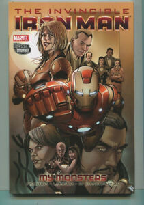 Invincible-Iron-Man-My-Monsters-New-Trade-Paperback-TPB-Graphic-Novel