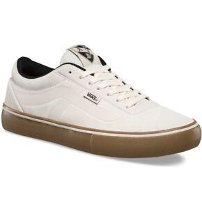 b57d6b4631 VANS AV Rapidweld Pro White Gum UltraCush Skate Shoes RARE MEN S ...