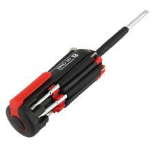 8 IN 1 MULTI CACCIAVITE CON 6 LED TORCIA Hand Repair Tools fino multifunzionale