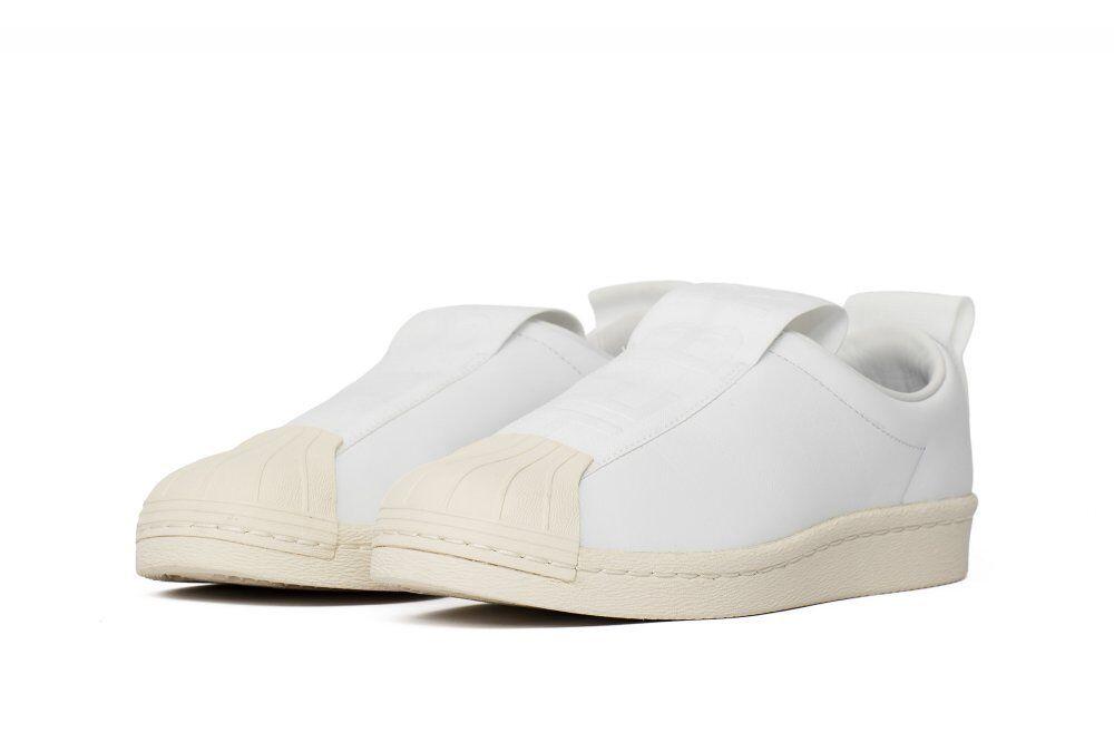 Adidas Superstar bw3s Slipon femmes NEUF Limited Edition by9139 gr 39 1 3 blanc