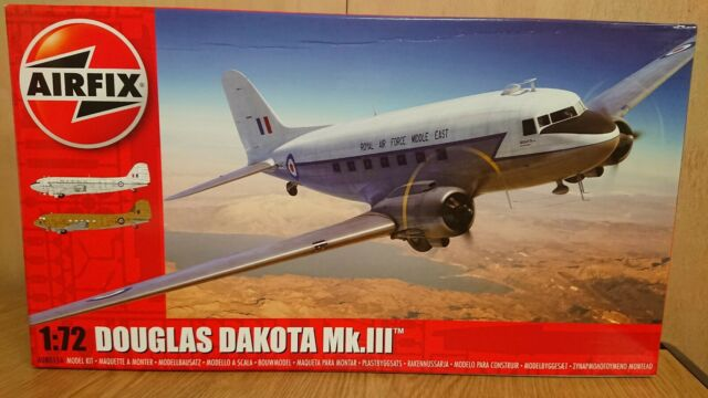 Airfix A08015A Douglas Dakota Mk.III 1/72 Kit NEW