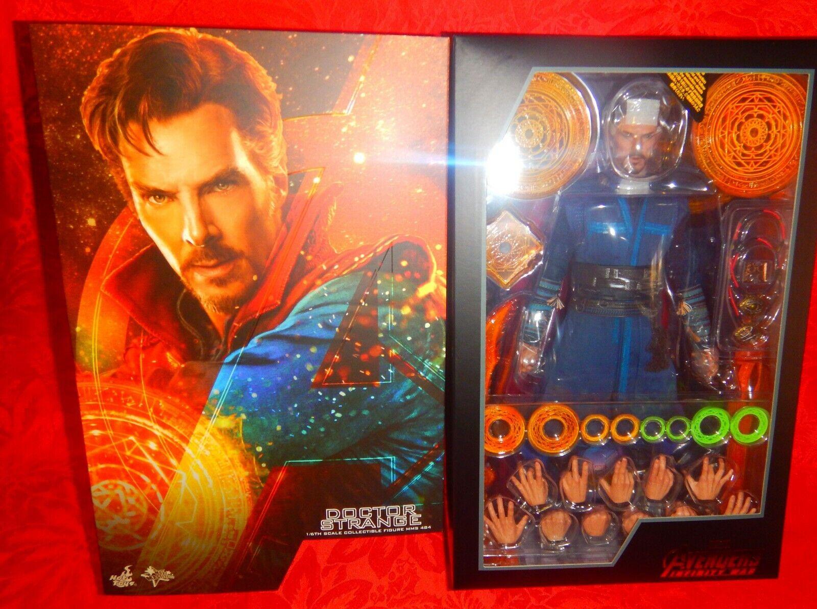Hot Toys 1 6 Avengers Infinity War Doctor Strange