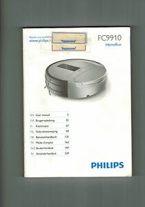 Notice-Mode-d-039-emploi-Aspirateur-Robot-PHILIPS-HomeRun-FC9910