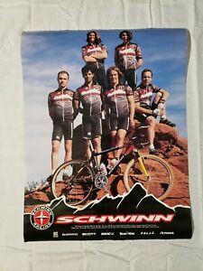 Vintage-1995-Schwinn-Project-Underground-MTB-Homegrown-Poster-25-034-19-034-USA-HTF