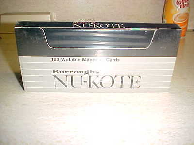 "10 Pack 3M Scotch 8/"" inch 743-32 B Diskettes NIP NEW NOS Burroughs B80"