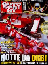 Autosprint 40 2008 Rally Sanremo Basso trionfa,Peugeot e Rossetti campioni SC.58